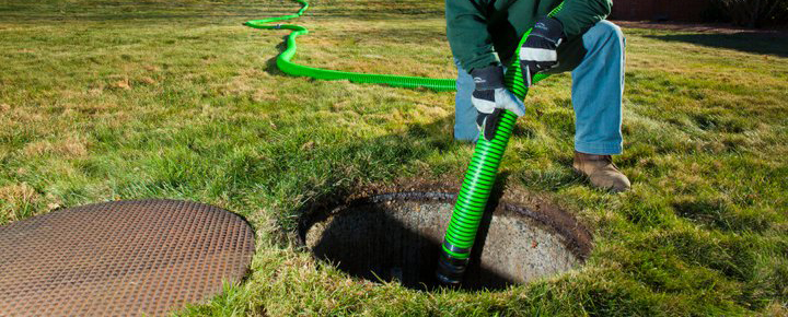cesspit septic tank emptying in canterbury